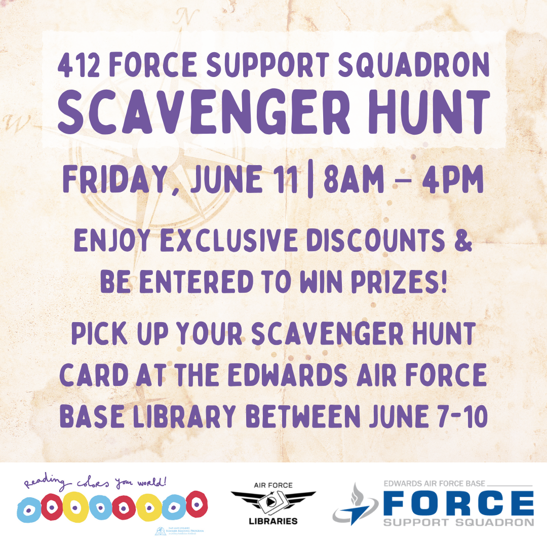 edwards air force base-library