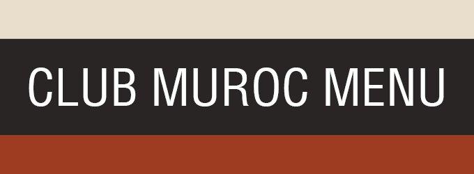 Web menu banner