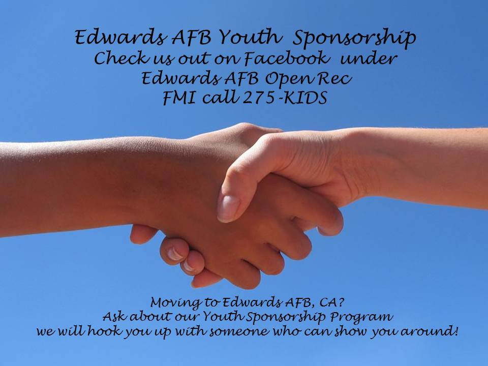 Youth Sponsorship Flyer